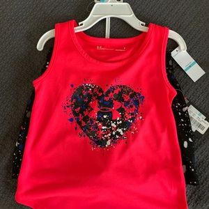 NWT Under Armor outfit